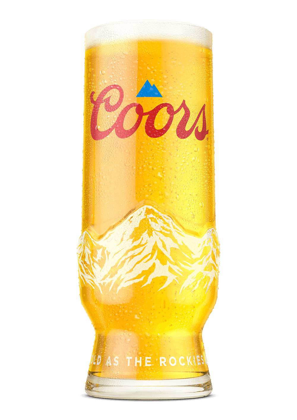 Coors glass