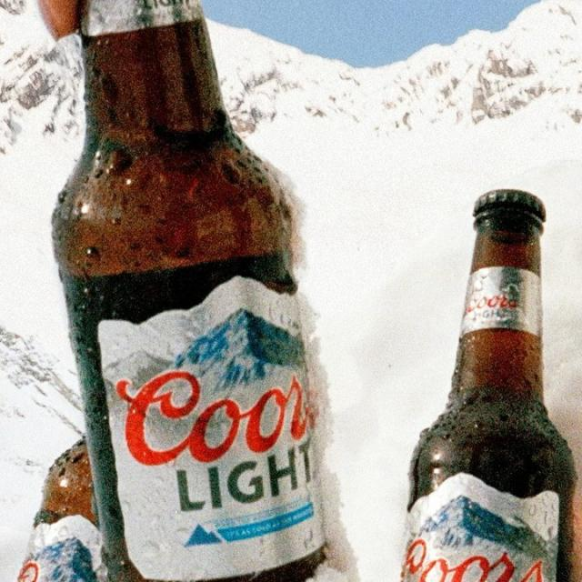New Year, same mountain-cold, refreshing beer. ❄️ drinkaware.ie