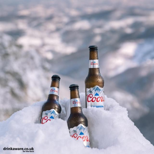 How are you keeping fresh this weekend?    #Coors #CoorsFresh   Brewed in the UK.