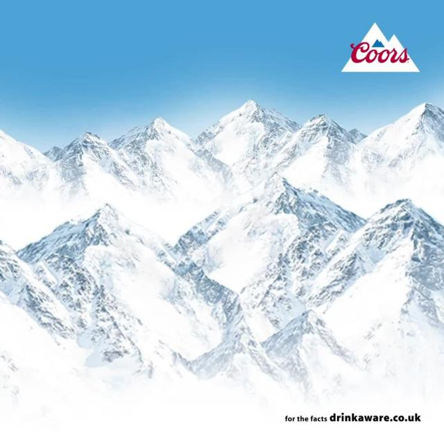 For a fade as fresh as an ice cold Coors ❄️   Coors Cool Colour Hair Dye!  #CoorsFresh #Coors  Brewed in the UK.