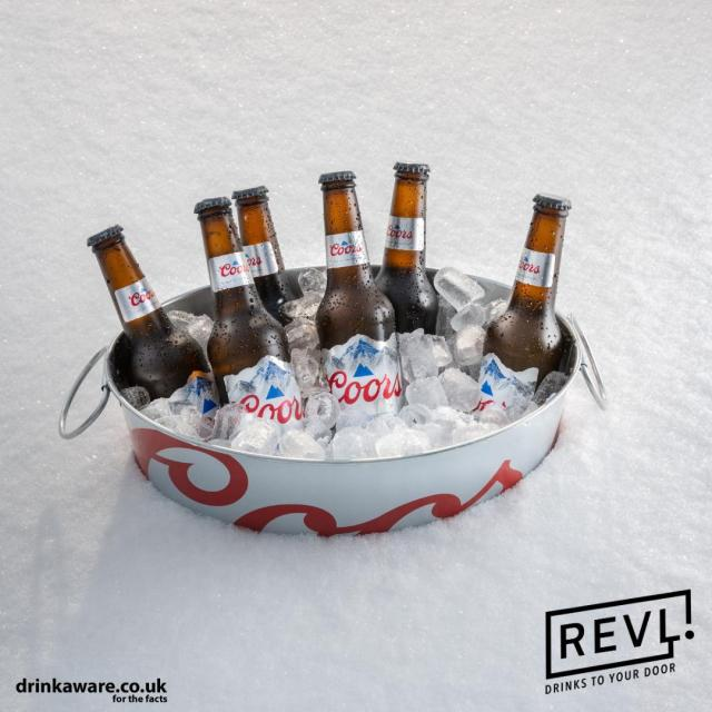 Want Coors delivering straight to your door?  Head over to @revldrinks where you can order Coors with free next day delivery!    #Coors #CoorsFresh   Brewed in the UK.