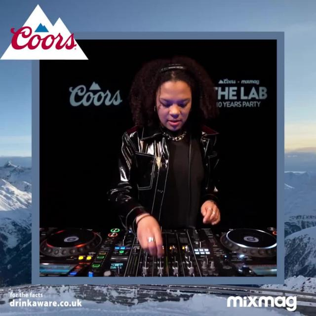 @Jaguarworldwide bringing the vibes at the Coors x @Mixmag The Lab: 10 years party back in March!   It's available to re-watch on YouTube now! Link in our bio..  #Coors #CoorsFresh #Mixmag #CoorsxMixmag #ThrowbackThursday #DJ #10YearsLab #Music