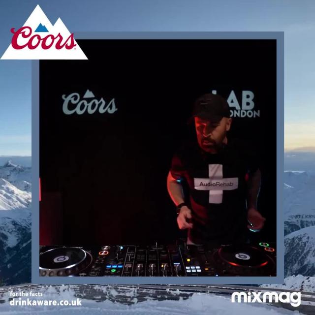 The next Lab LDN relaunches next Friday at 6pm with a very special guest!   To warm you up, we're throwing it back to when @markradford_ and the @audiorehabuk crew brought the vibes to the Lab back in May!   #Coors #CoorsFresh #DJ #Mixmag #Music