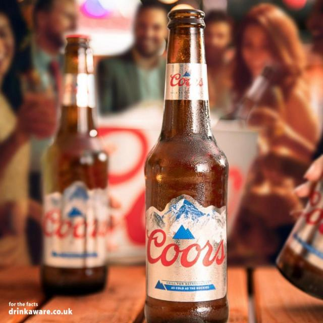 Nights out with friends - the fresh life 🍻   #Coors #CoorsFresh