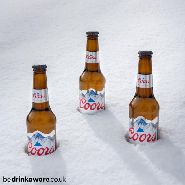 The freshest way to keep your Coors ice cold ❄   #Coors #CoorsFresh